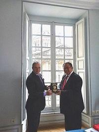 Dekan FMP Unhan Laksanakan Benchmarking ke University Paris II Pantheon – d'assas, Paris Perancis